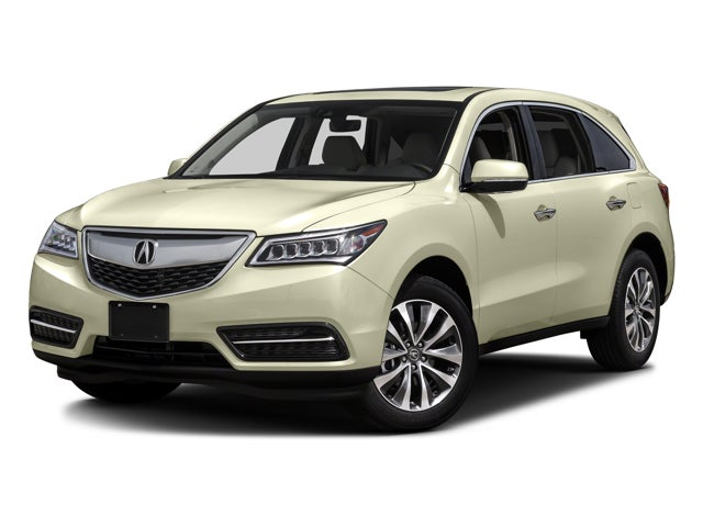 2016 Acura Mdx W Tech In Minneapolis Mn Buerkle Acura