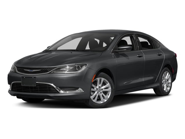 Used 2016 Chrysler 200 Limited with VIN 1C3CCCAB6GN104628 for sale in Minneapolis, Minnesota