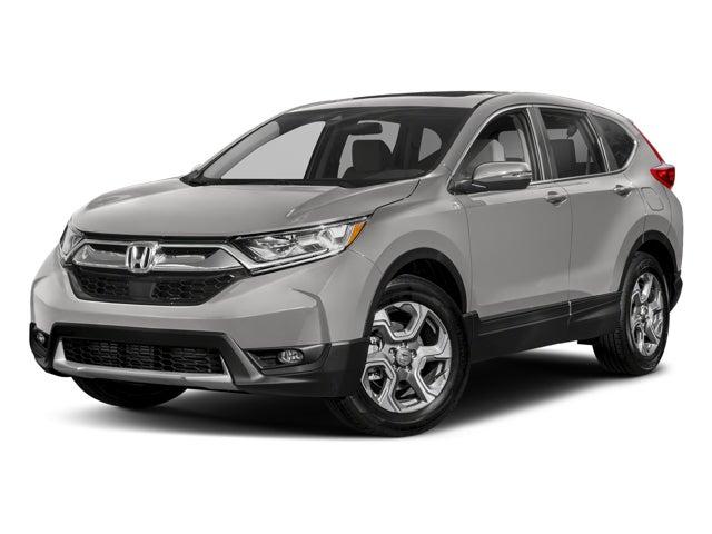 Used 2018 Honda CR-V EX with VIN 5J6RW1H52JL011328 for sale in Brooklyn Park, Minnesota