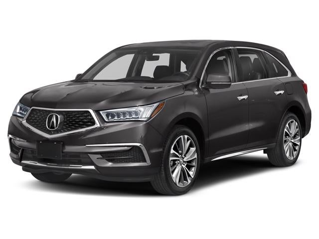 Certified 2019 Acura MDX Technology Package with VIN 5J8YD4H51KL009937 for sale in Minneapolis, Minnesota