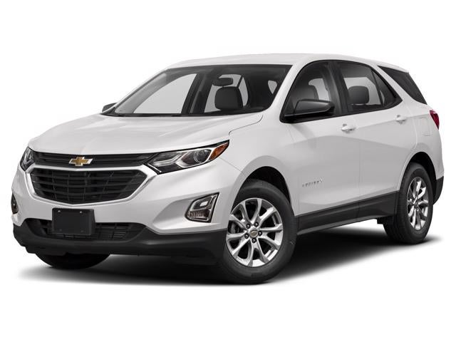 Used 2021 Chevrolet Equinox LS with VIN 2GNAXSEV2M6105868 for sale in Brooklyn Park, Minnesota
