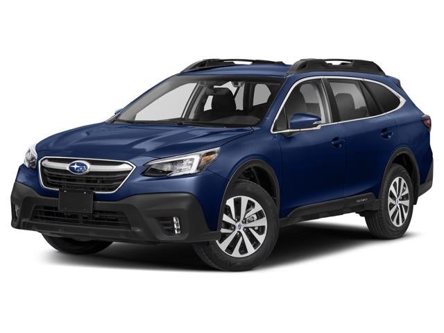 Used 2021 Subaru Outback Premium with VIN 4S4BTAFC6M3125916 for sale in Brooklyn Park, Minnesota