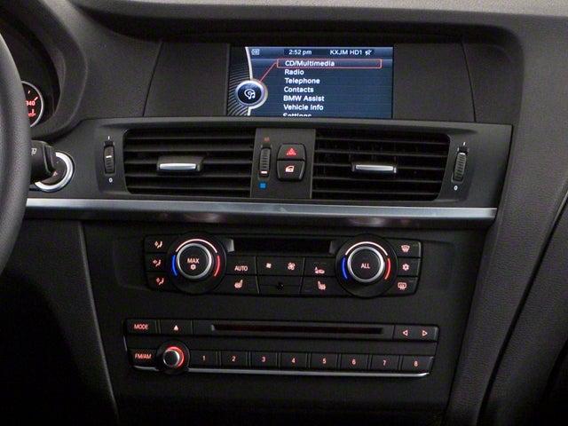 2011 BMW X3 xDrive35i