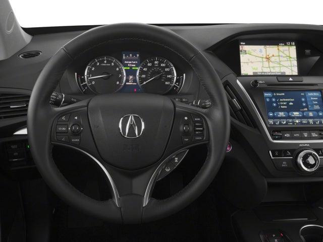 Acura MDX SHAWD WTechnology Pkg In Minneapolis MN - Acura steering wheel