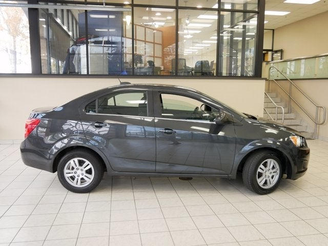 Used 2015 Chevrolet Sonic LT with VIN 1G1JD5SGXF4139353 for sale in Brooklyn Park, Minnesota