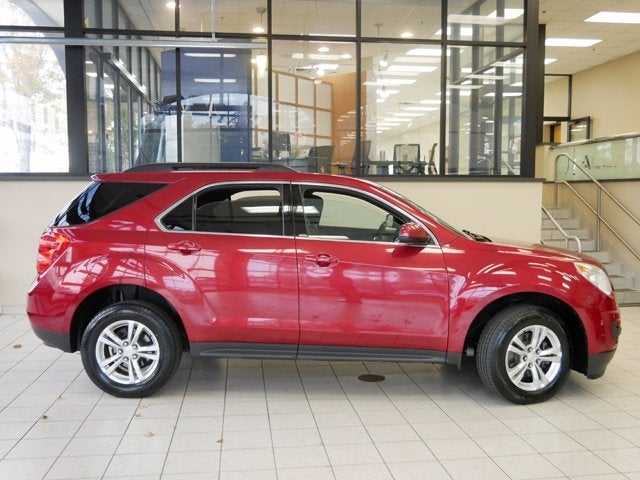Used 2014 Chevrolet Equinox 1LT with VIN 2GNALBEK5E6126748 for sale in Brooklyn Park, Minnesota