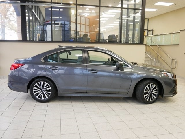 Used 2018 Subaru Legacy Premium with VIN 4S3BNAC62J3033596 for sale in Brooklyn Park, Minnesota