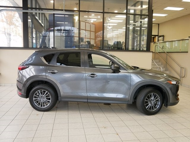 Used 2020 Mazda CX-5 Touring with VIN JM3KFBCM5L0767758 for sale in Brooklyn Park, Minnesota